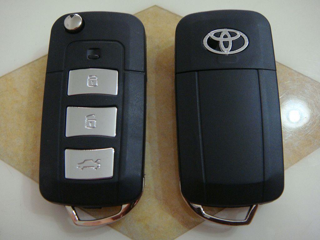 改装折叠壳系列--丰田凌志车系----北京小许汽车锁业